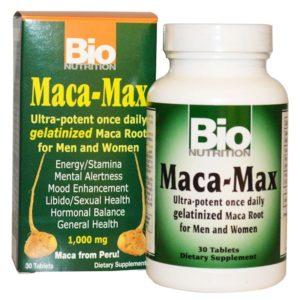 Maca Extract 1000 mg  30 Tabletten