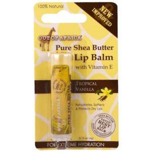 Lipbalsem van Pure Shea Butter