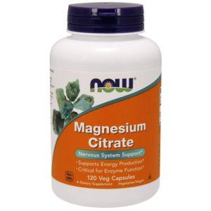 Magnesium Citraat 120 capsules