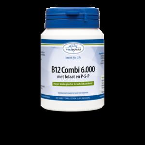 B12 Combi 6000 met Folaat en P-5-P