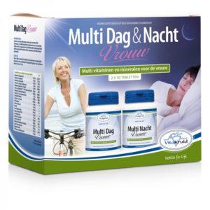 Multi Dag & Nacht Vrouw 2x90 Tabletten
