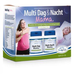 Multi Dag & Nacht Mama 2 x 90 Tabletten