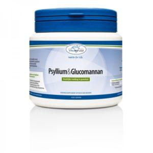Psyllium & Glucomannan