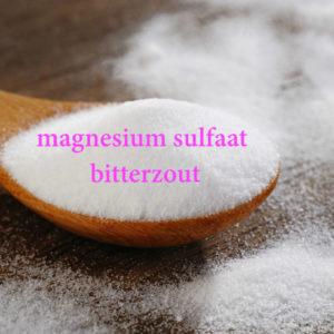 Bitterzout 250 gram
