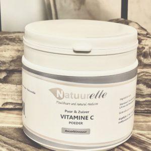 Vitamine C poeder 400 gram