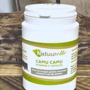 Raw Organic Camu Camu 60 Capsules