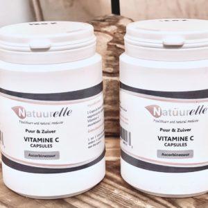 Voordeel set 2 x Vitamine C 120 capsules