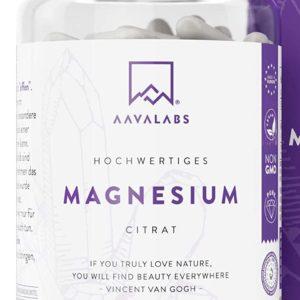 Magnesium Citraat 180 capsules